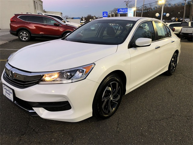 Pre Owned 2016 Honda Accord Lx
