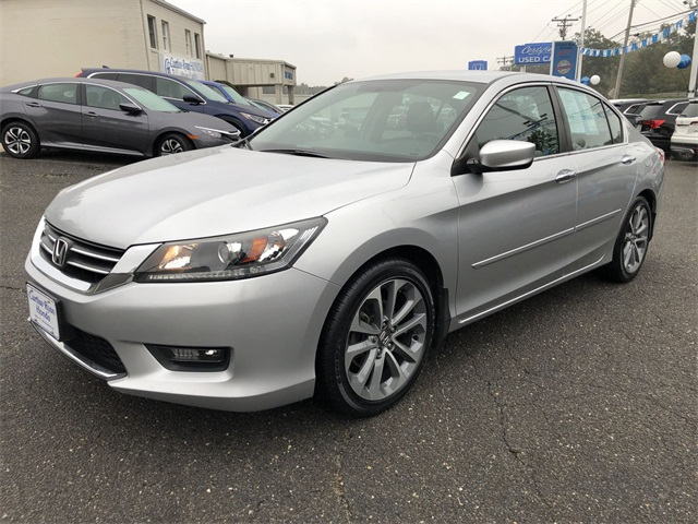 Certified Pre Owned 2014 Honda Accord Sport