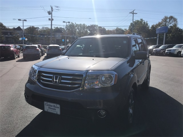 Certified Pre-Owned 2015 Honda Pilot Touring 4WD