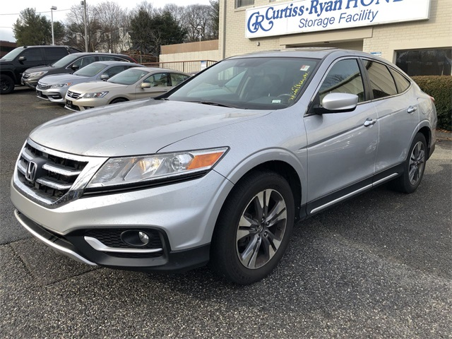 Certified Pre-Owned 2015 Honda Crosstour EX-L